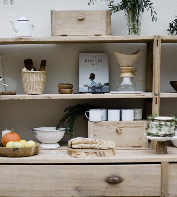 Ambiance Kinfolk : Mes 30 ans 6