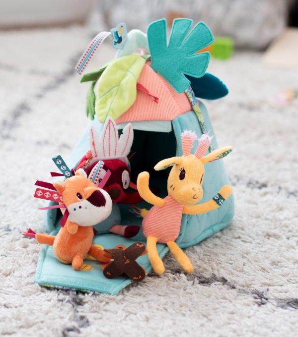 Les petits jouets chouchou de mes minis 2
