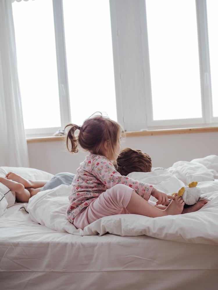 La Maison Plûme avec des enfants ! 11