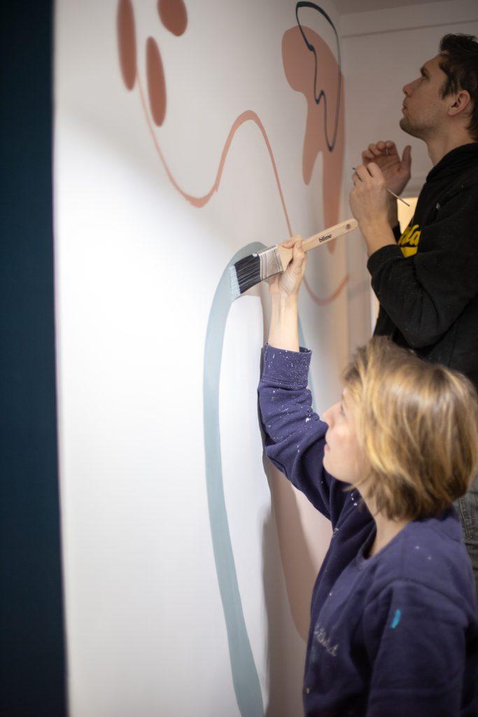 Nouvelle entrée : Notre fresque murale 12