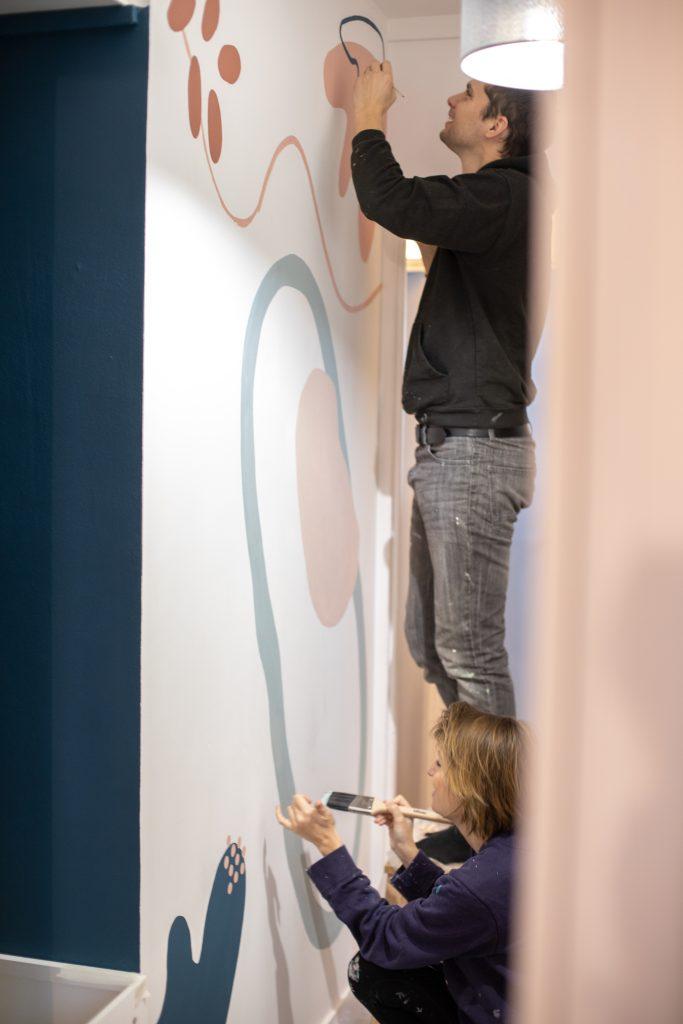 Nouvelle entrée : Notre fresque murale 11