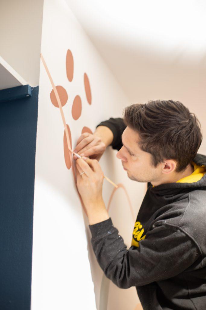 Nouvelle entrée : Notre fresque murale 7
