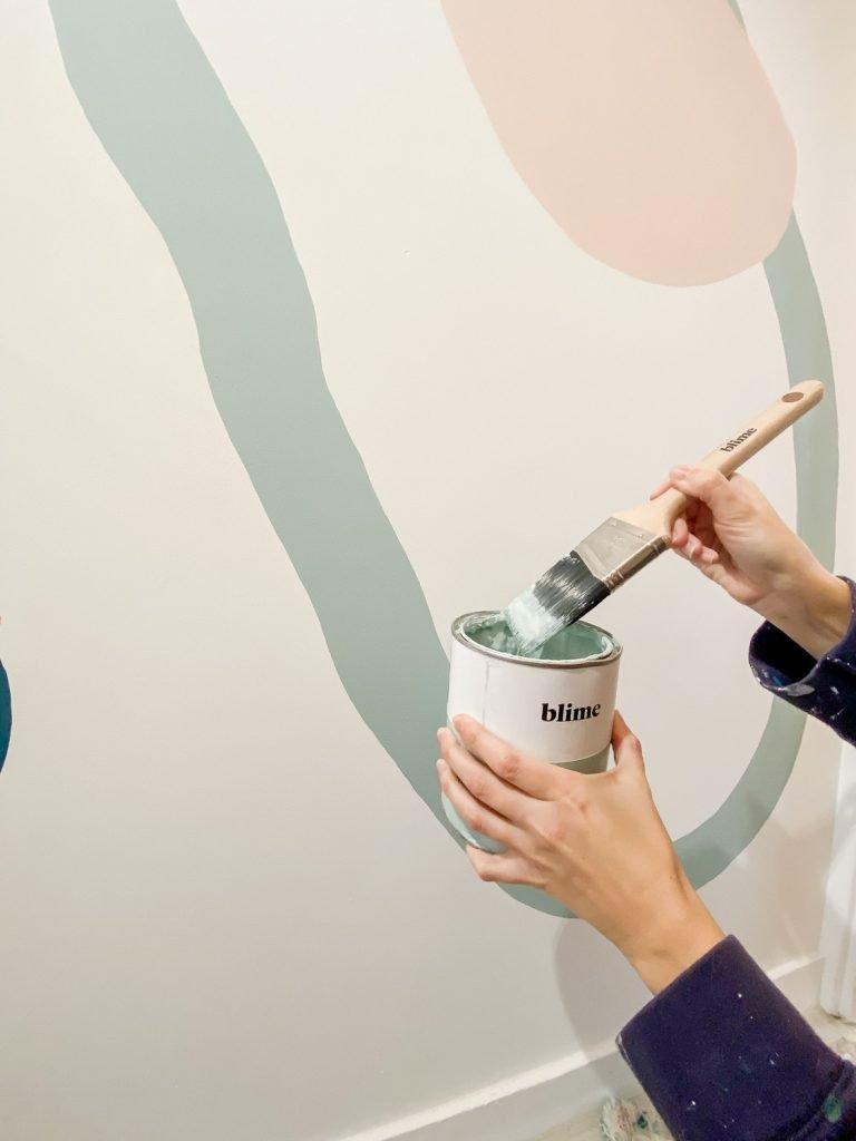 Nouvelle entrée : Notre fresque murale 10